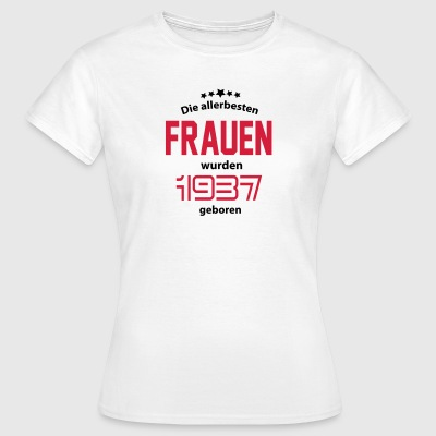 80 T-Shirts - Frauen T-Shirt