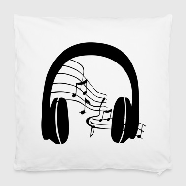 In My Head... Cushion. - Pillowcase 40 x 40 cm
