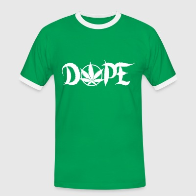 Dope Tee shirts - T-shirt contraste Homme