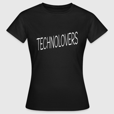 TECHNOLOVERS T-Shirts - Frauen T-Shirt