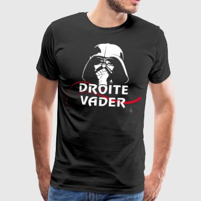 DROITE-VADER Tee shirts - T-shirt Premium Homme