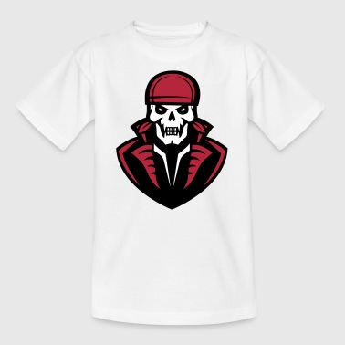 Red Undead Pirate Captain Shirts - Kids' T-Shirt