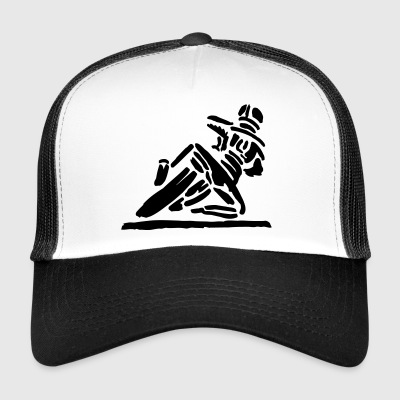 Hanging_of Caps & Mützen - Trucker Cap