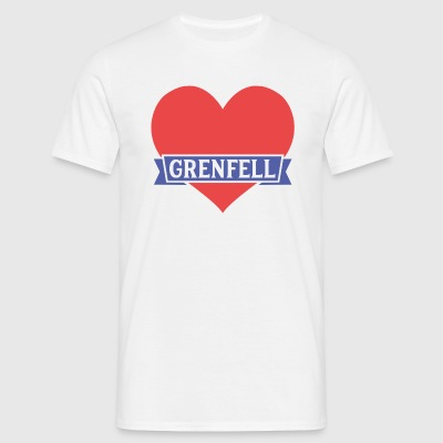 Grenfell Tower T-Shirts - Men's T-Shirt