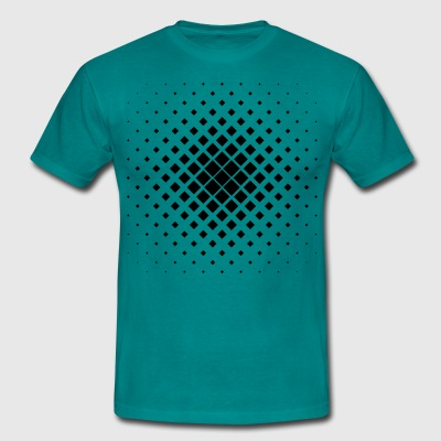 Shirt Abstract Art - Männer T-Shirt