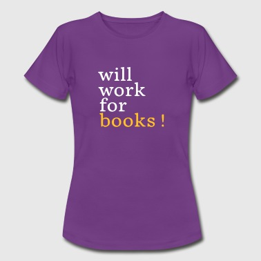 books T-Shirts - Women's T-Shirt