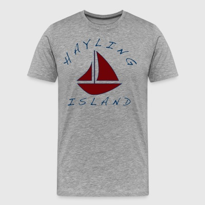 Sailing Hayling Island - Men's Premium T-Shirt