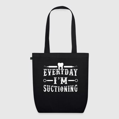 Everyday i'm suctioning Bags & Backpacks - EarthPositive Tote Bag