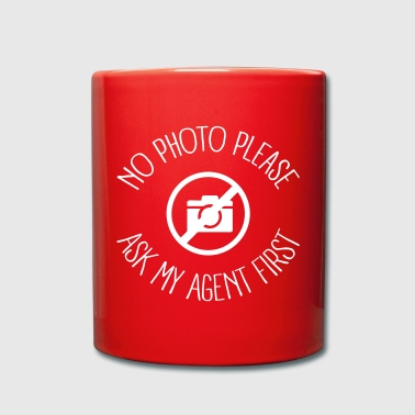 No Photo Please Bouteilles et Tasses - Tasse en couleur
