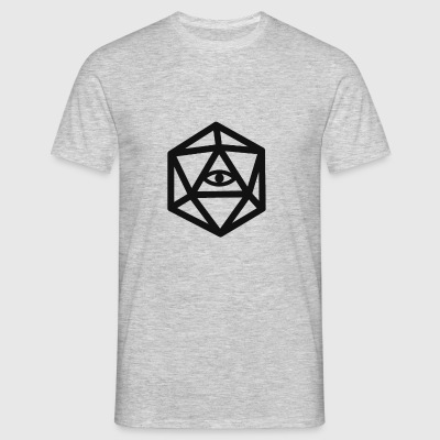 RPG dice - T-shirt Homme