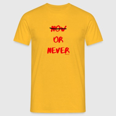 Never Francisco Evans ™ T-Shirts - Männer T-Shirt
