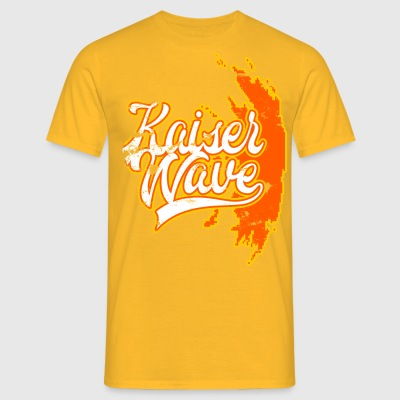 Kaiser Wave - T-shirt Homme
