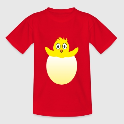 Chick hatching from egg Shirts - Kids' T-Shirt