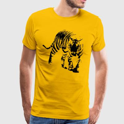 Tiger T-Shirts - Men's Premium T-Shirt