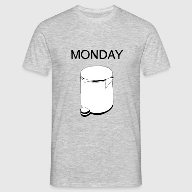 #MONDAY - Men's T-Shirt