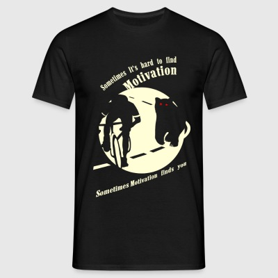 Motivation Biking T-Shirt - T-shirt Homme