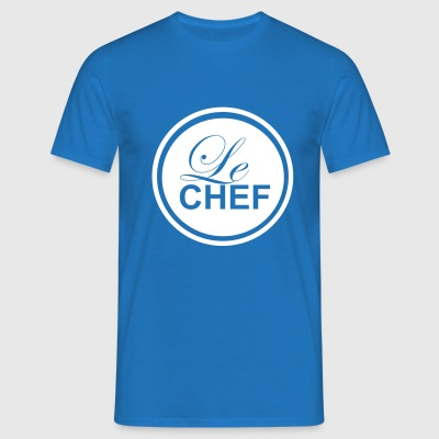 T Shirt Le Chef - Men's T-Shirt