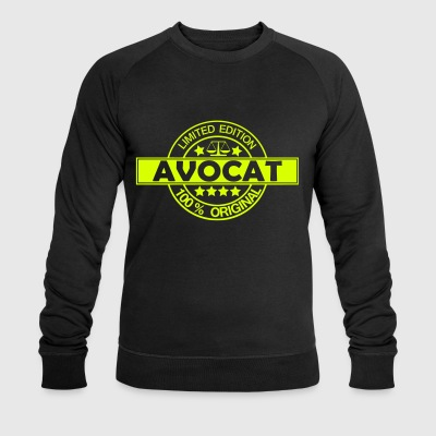 avocat limited edition Sweat-shirts - Sweat-shirt bio Stanley & Stella Homme