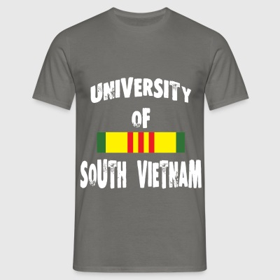 Veteran - University of South Vietnam - Men's T-Shirt