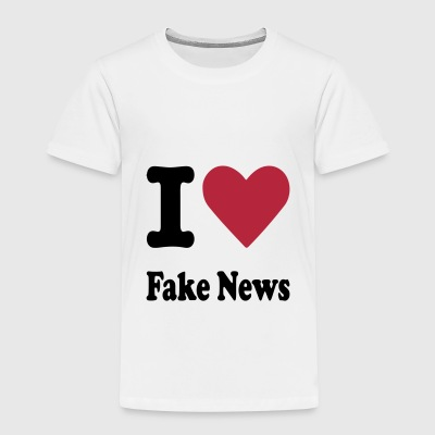 Fake News - Kinder Premium T-Shirt
