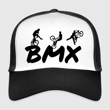 BMX Caps & Hats - Trucker Cap
