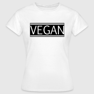 VeganWasSonstX5 - Frauen T-Shirt
