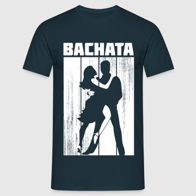 Bachata couple  - T-shirt Homme