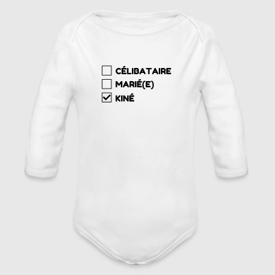 Physiotherapy Physio Krankengymnast Kiné Doctor Baby Bodysuits - Longsleeve Baby Bodysuit