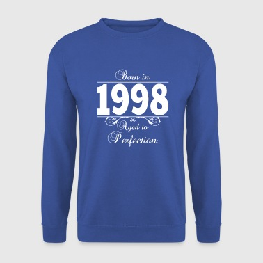 Born-in-Age-1998 Pullover & Hoodies - Männer Pullover