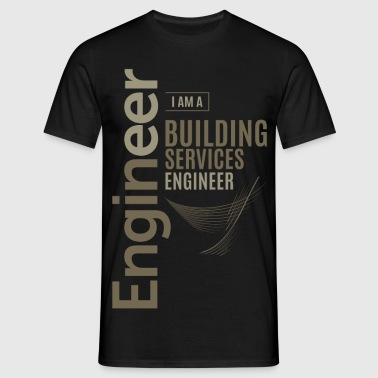 Building Services Engineer - Men's T-Shirt
