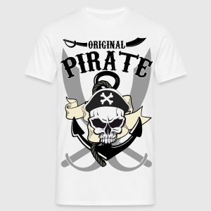 original pirate Tee shirts - T-shirt Homme