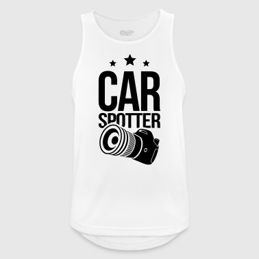 Deluxe Carspotter Sports wear - Men's Breathable Tank Top