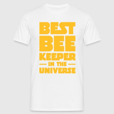 Best BeeKeeper In The Universe T-Shirts - Men's T-Shirt