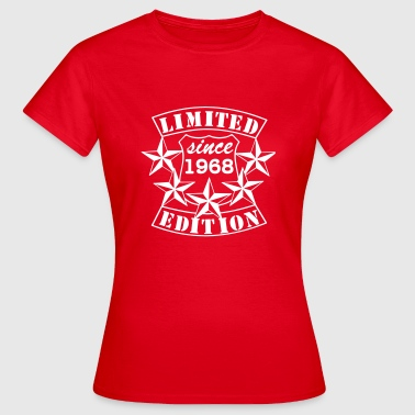 1968 Limited Edition T-Shirts - Frauen T-Shirt