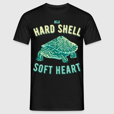 Animal Planet Schildkröte Hard Shell - Männer T-Shirt