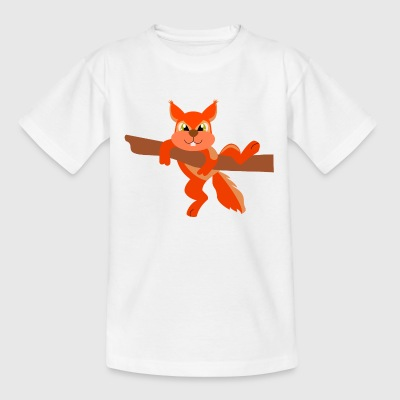 Eichhörnchen T-Shirts - Teenager T-Shirt