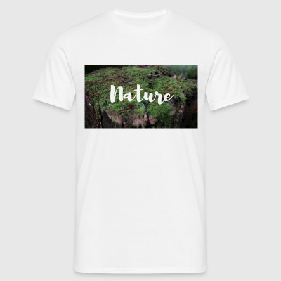 T-shirt homme Nature - T-shirt Homme