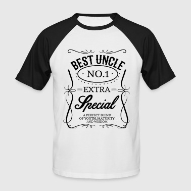 BEST UNCLE T-Shirts - Men's Baseball T-Shirt