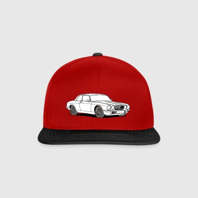 old car Caps & Hats - Snapback Cap