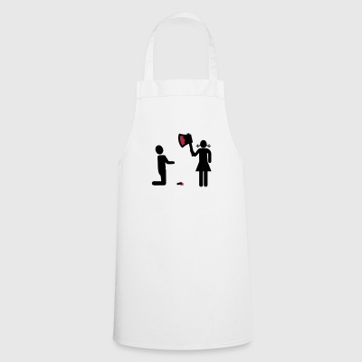 Cut off dick  Aprons - Cooking Apron