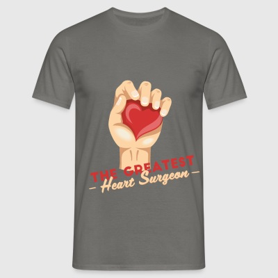 Heart Surgeon - The Greatest Heart Surgeon - Men's T-Shirt