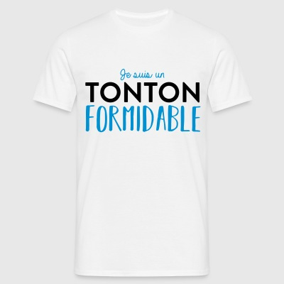 Tonton fomidable Tee shirts - T-shirt Homme