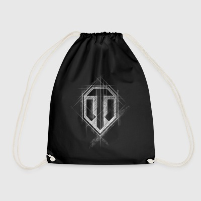 World of Tanks WoT Logo - Mochila saco