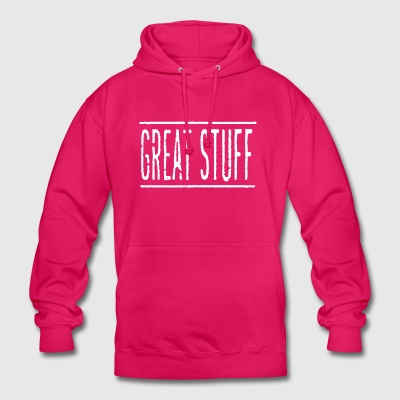 Great Stuff Pullover & Hoodies - Unisex Hoodie