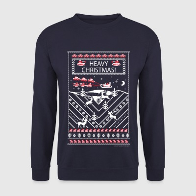 World Of Tanks Noël Heavy Christmas - Sweat-shirt Homme