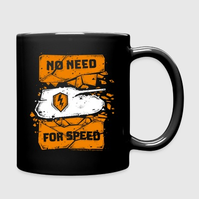 World Of Tanks Blitz No Need For Speed - Tasse einfarbig