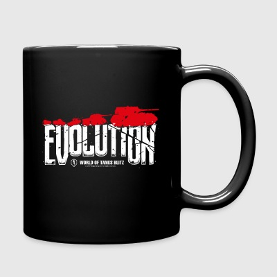 World Of Tanks Blitz Evolution Chars - Tasse en couleur