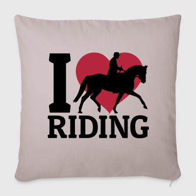 I love riding Other - Sofa pillow cover 44 x 44 cm