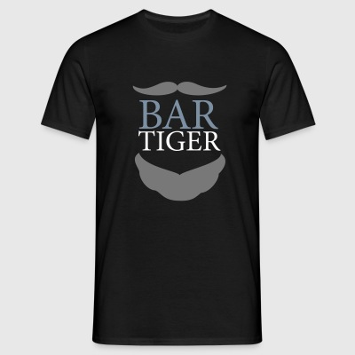bar-tiger - BARTiger - Männer T-Shirt
