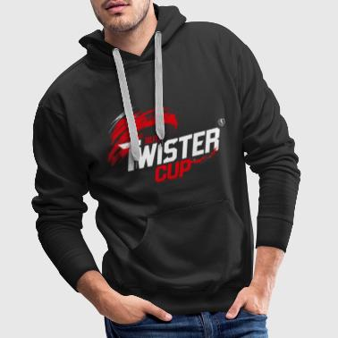 World Of Tanks Blitz Twister Cup Competition - Men's Premium Hoodie
